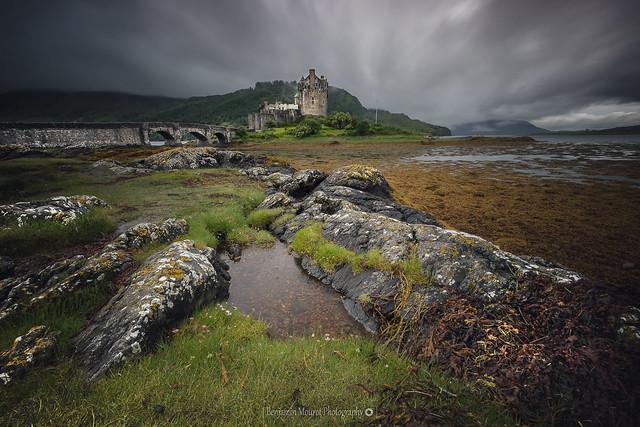 Eilean Donan Castle [Explore]@Loch Luich