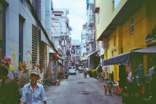 Saigon flare II