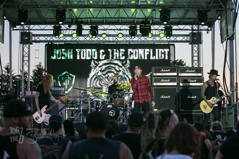 Josh Todd and The Conflict | 2017.06.10