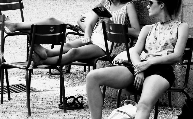 Paris - relax