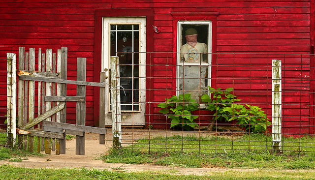 Red House - Purcell, Oklahoma