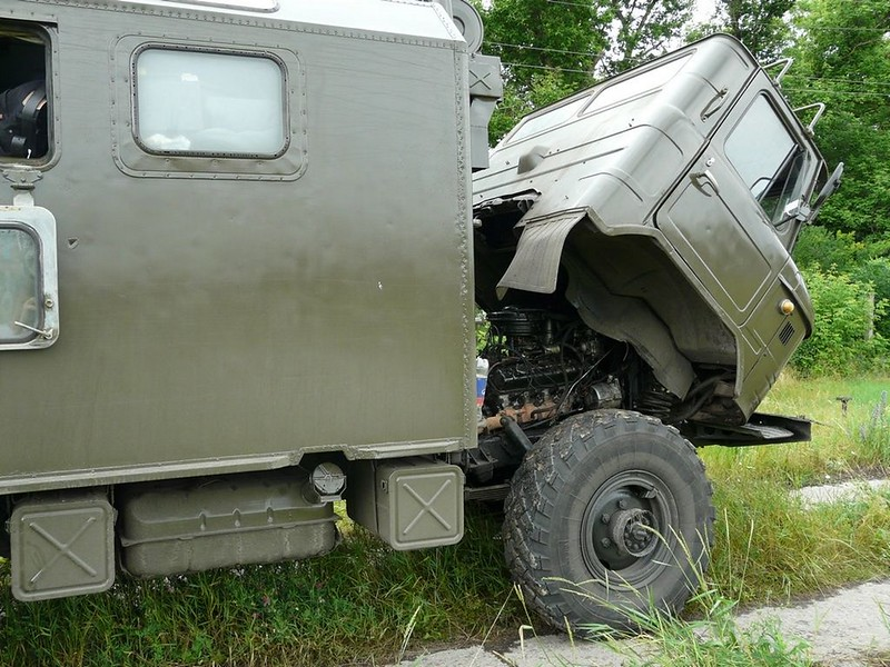 ГАЗ-66 4