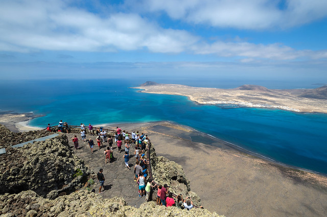 Mirador del Rìo, Lanzarote