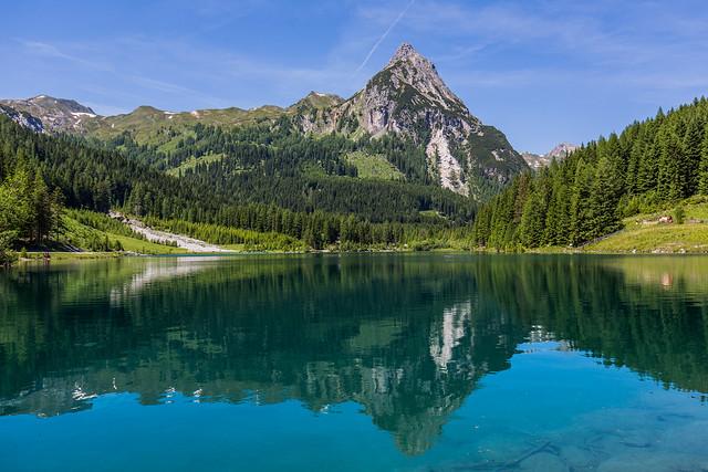 Österreich / Austria: Riedingtal