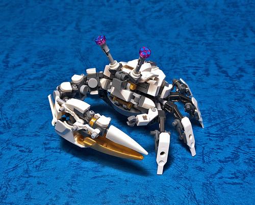 LEGO Mech Fiddler crab-03