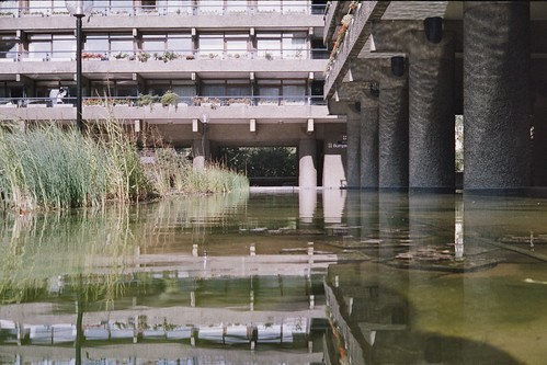 Barbican Water
