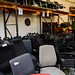 Various swivel chairs