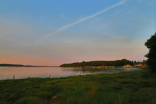 Pin Mill Sunset | by alexhealing