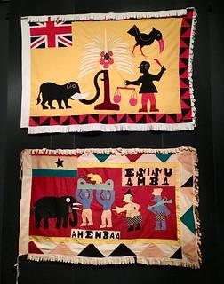 Lion Flags