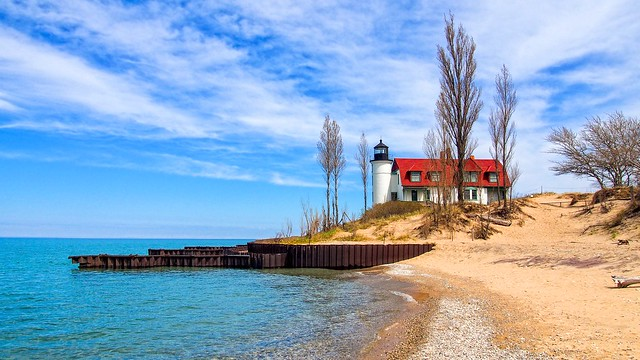 Point Betsie Lighthouse (1858)