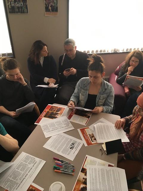 Teachers Teaching Teachers at Ottawa U