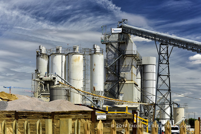 Hanson Aggregates, Victoria Deep Water Terminal