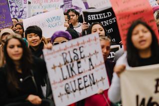 International Women's Day March   by mollyktadams