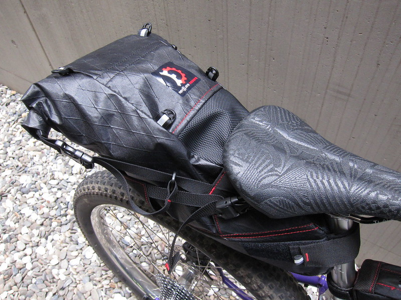 Bike Packing Saddle Bag