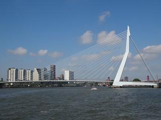 Rotterdam: Erasmusbrug