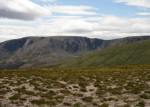 Coire an Dubh Lochan of Beinn a' Bhuird | by malky_c