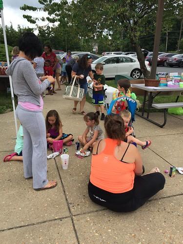 Fredericksburg Summer Lunches 2017-06-19