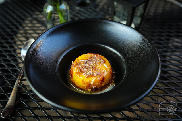 Babinca ~ Egg and Coconut Pudding - Hill & Hollow