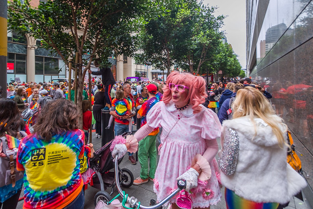 San Francisco Pride 2017: Internalise Tutors
