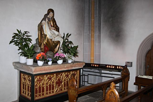 Kirche St. Johann - Pieta - Osnabrück