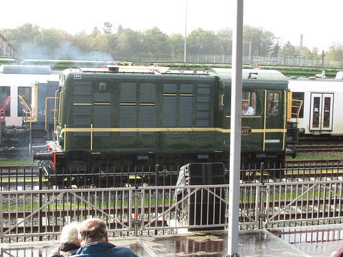 MBS 451 tramdiesel   by TimF44