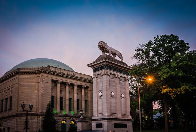 U City Lion