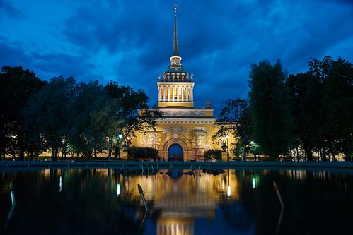 stpetersburg russia russland admirality admiralität weisenächte whitenights