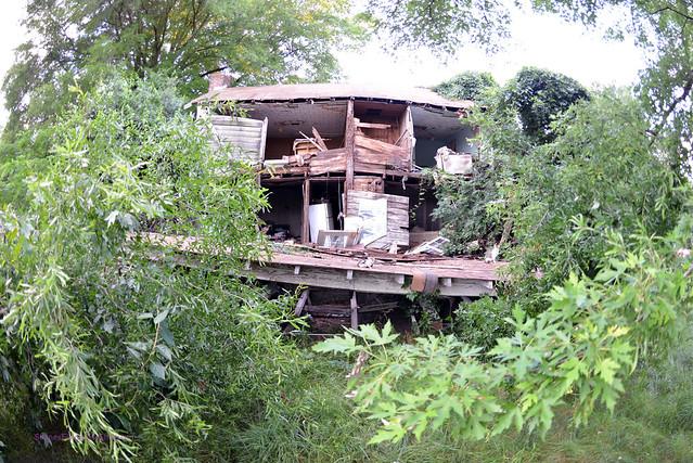 Abandon Homes Davidson County, NC 150 Cats 20170626_4208 Batch Edit Cat House