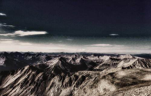 sonyrx100 laplatapeak blackandwhite landscapes 14ers colorado laplata