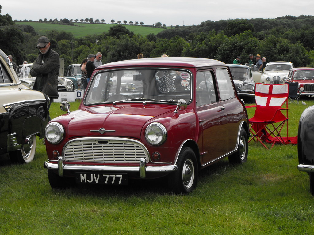 Morris Mini-Minor - MJV 777