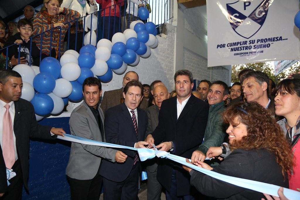 2017-06-09 PRENSA Inauguración de Techado en Concepción Patín Club.
