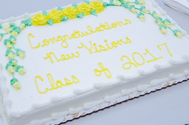 2017 New Visions Send Off