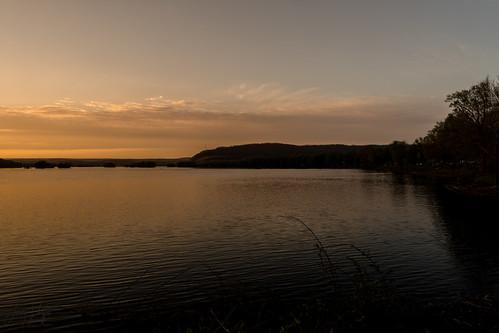 millersburg river pennsylvania sunset mountains susquehannariver tranquil riverfront water