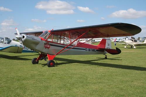 G-BTWL Wag-Aero Sport [PFA 186-11648] Sywell 060915