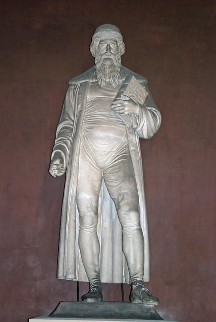Johann Gutenberg, Thorvaldsens Museum