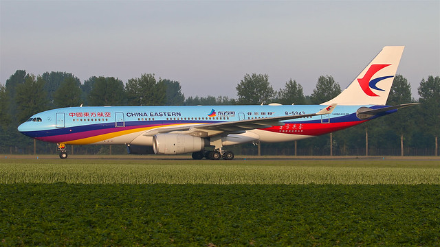 B-5943 China Eastern Airlines  (