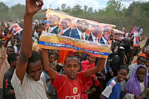 people street kenya