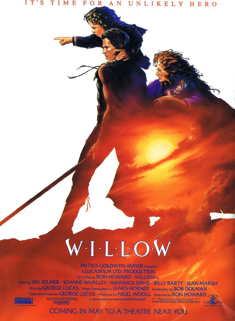 Willow (1988)   Tom Simpson   Flickr