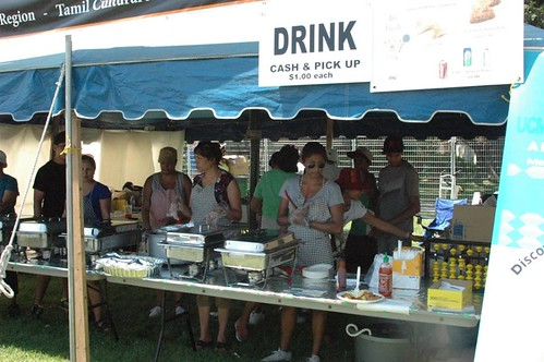 Indian stall at Kitchener | by Waterloo Tamil Community
