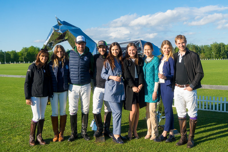 Moscow Polo Club, Polo Club de Veytay and Travel Adventure team (2)