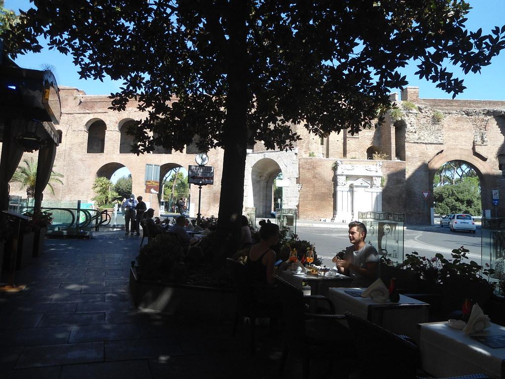 Harry's Bar  ROMA & RELAIS  AT via Veneto, Roma, Italia/Rome, Italy - www.meEncantaViajar.com