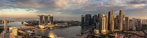 Marina Bay, Financial District and Singapore River | by Ray in Manila