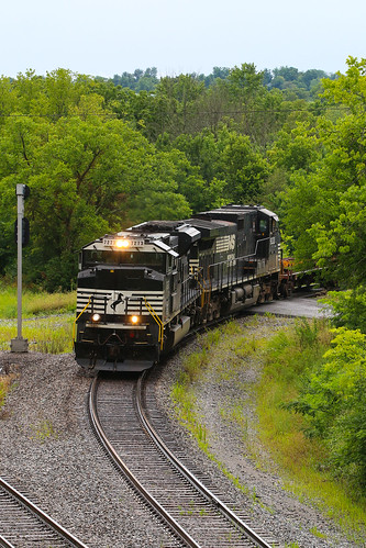 NS 61R, Faulconer,KY 7/6/2017 | by Bluegrass Railfan