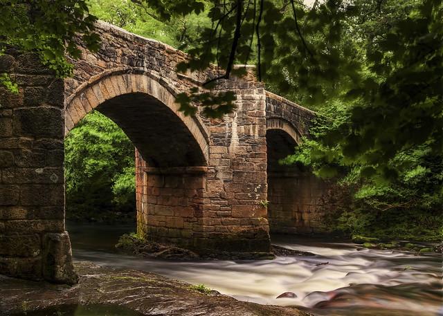 The Bridge to Holne