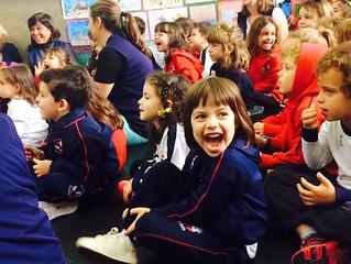 Semana Literária: Palhaços - Ed. Infantil e Fund. 1- TARDE (maio/2017)