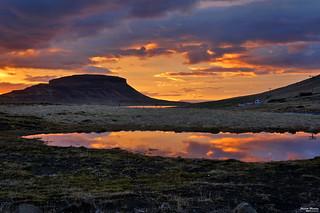 Iceland - Snæfellsnes peninsola (sunset)