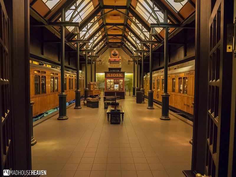 Railway Museum - 0136