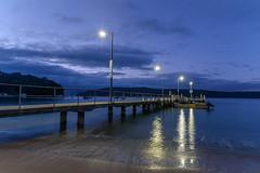 Patonga Beach at Daybreak