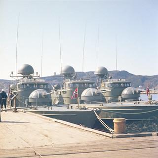 KNM «Hvass», KNM «Blink» og KNM «Tross» (1974)