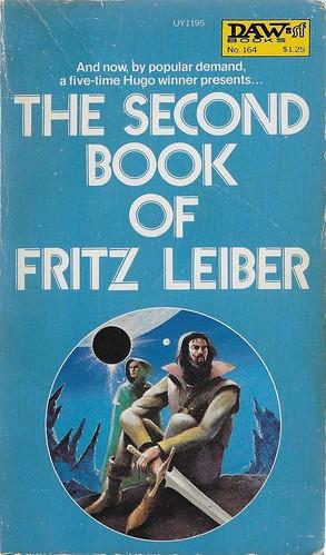 Fritz Leiber - The Second Book of Fritz Leiber (DAW 1975)